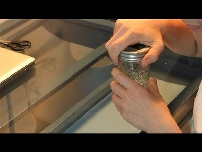How to Get Tight Mason Jar Rings Off : Homemade Crafts