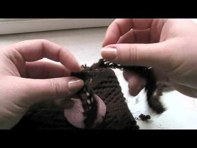 How to Make a Sweater Headband