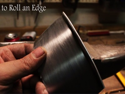How to Roll an Edge DIY Armoring