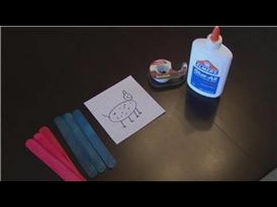 Kids Crafts : Simple Art Projects for Children