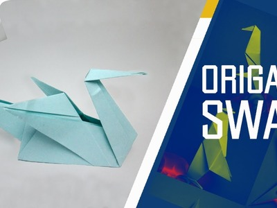 Origami - How To Make An Easy Origami Swan