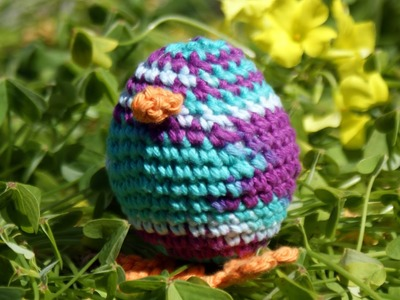 Pip the Chick: Part 1 -Free Pattern Workshop