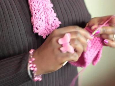 Points for Crochet Edging