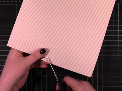 Quick Tip: Envelopes & the Martha Stewart Crafts Scoring Board