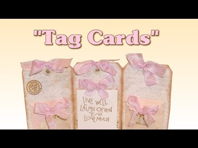 Scrapbook Tag Ideas Make Tag Cards