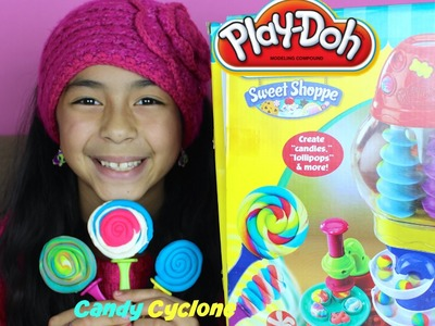 Tuesday Play Doh Candy Cyclone Make Gumballs,Candy & Lollipops