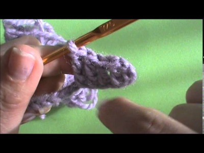 Tutorial Crochet Vareta Doble En Ganchillo