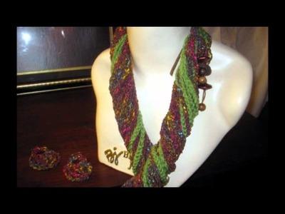 Crochet Dangling Scarflace.wmv