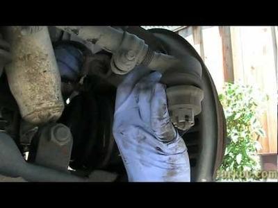 DIY: 1994 4runner Front Brake Job incl. new Rotors & Wheel Bearings (Part 1 of 5)