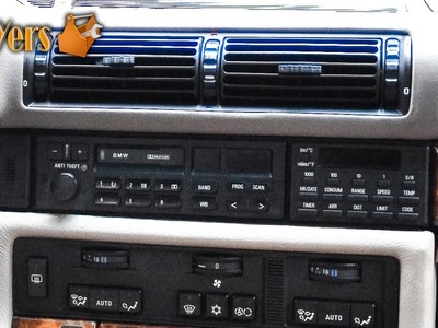 DIY: BMW Radio Removal