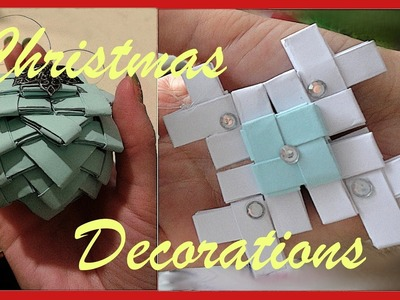 ❅ DIY Christmas Decorations ❅