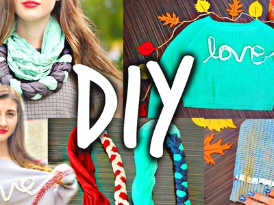 DIY Clothes for School!