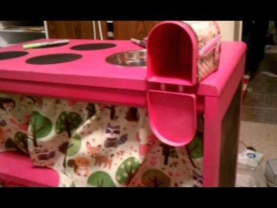 DIY play kitchen pt 1