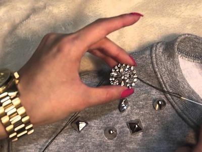 DIY Studs & Embellishments!!