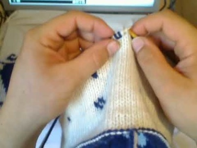 Double Knitting - Video 3 for Twist Collective Winter 2009