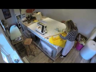 Ercol Sofa Upholstery Time Lapse