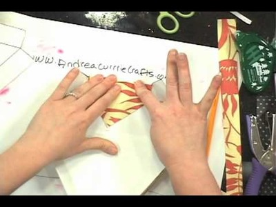 How To: Chocolate Box Purse ( Andrea Currie Crafts )
