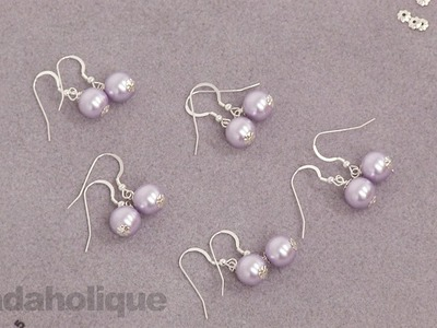 How to Make 5 Pairs of Bridesmaids Earrings for Under $20