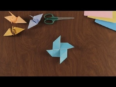 How to Make an Origami Mill : Simple & Fun Origami