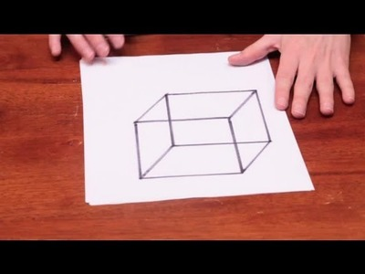 How to Make Optical Illusions for Kids Using a Ruler : Arts & Crafts