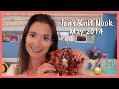 Jen's Knit Nook: May 2014