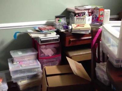 My Craft Room: Work in Progress!!!