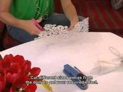 Pasella | Crafts | Paper lampshade (English subtitles)