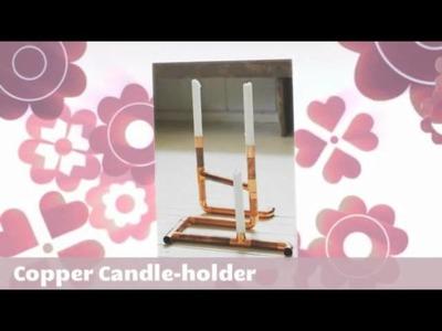 Top 10 Cool DIY Copper Home Decor