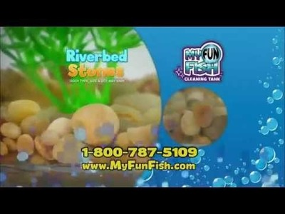 Toy Commercial - My Fun Fish - Give Your Fish A Happy & Healthy Place To Live