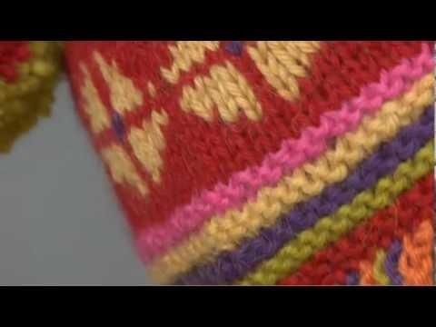 #17 Colorwork Hat, Vogue Knitting Fall 2009