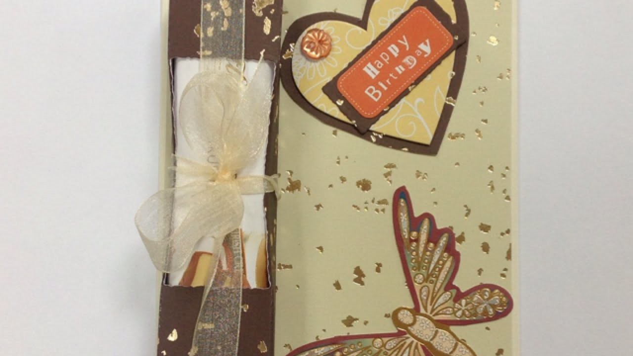 Assemble a Chocolate Filled Greeting Card - Crafts - Guidecentral