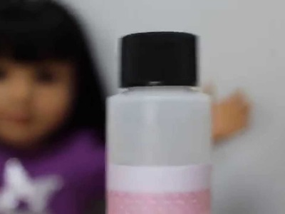 Craft With Ava Ep. 2~ How to make a doll water pitcher.filter! (Plus bonus water bottle!)