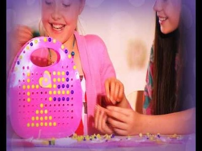Crayola Creations - Design a Bag: Girls' Craft Fashion Toy