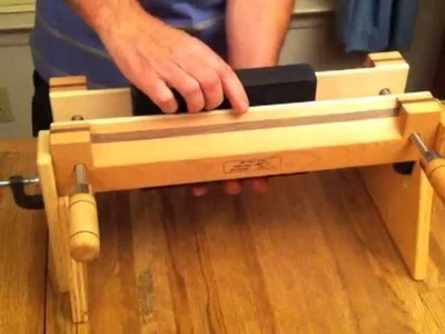 Finishing Press for Book Binding--AffordableBindingEquipment.com