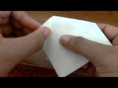 How to make an origami heart box