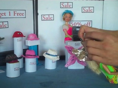 How to make Doll Hats