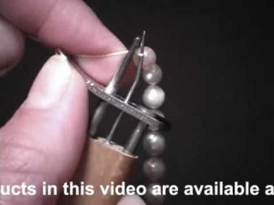 How to Use EZ Knotter Bead And Pearl Knotting Tool