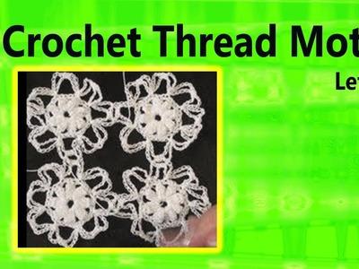 Left Hand Crochet - Crochet Lace Polaris Left Hand Version Crochet Geek