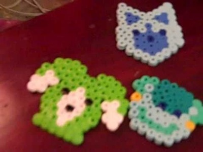 My New Perler Beads