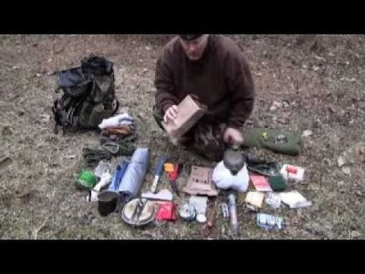 """Survival Craft & Shelter Making """"The Great Outdoors"""" Episode 2"""