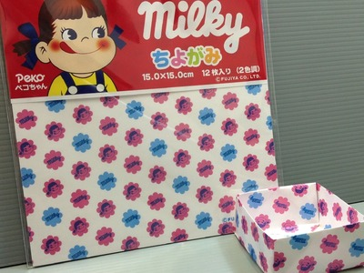 Toyo Peko Milky Candy Chiyogami Origami Paper Unboxing!