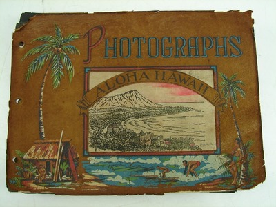 WWII Scrapbook uncovered after 68 years - Iwo Jima - Unpublished World War II Photos