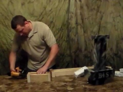 Built4survival DIY Paper Log Maker