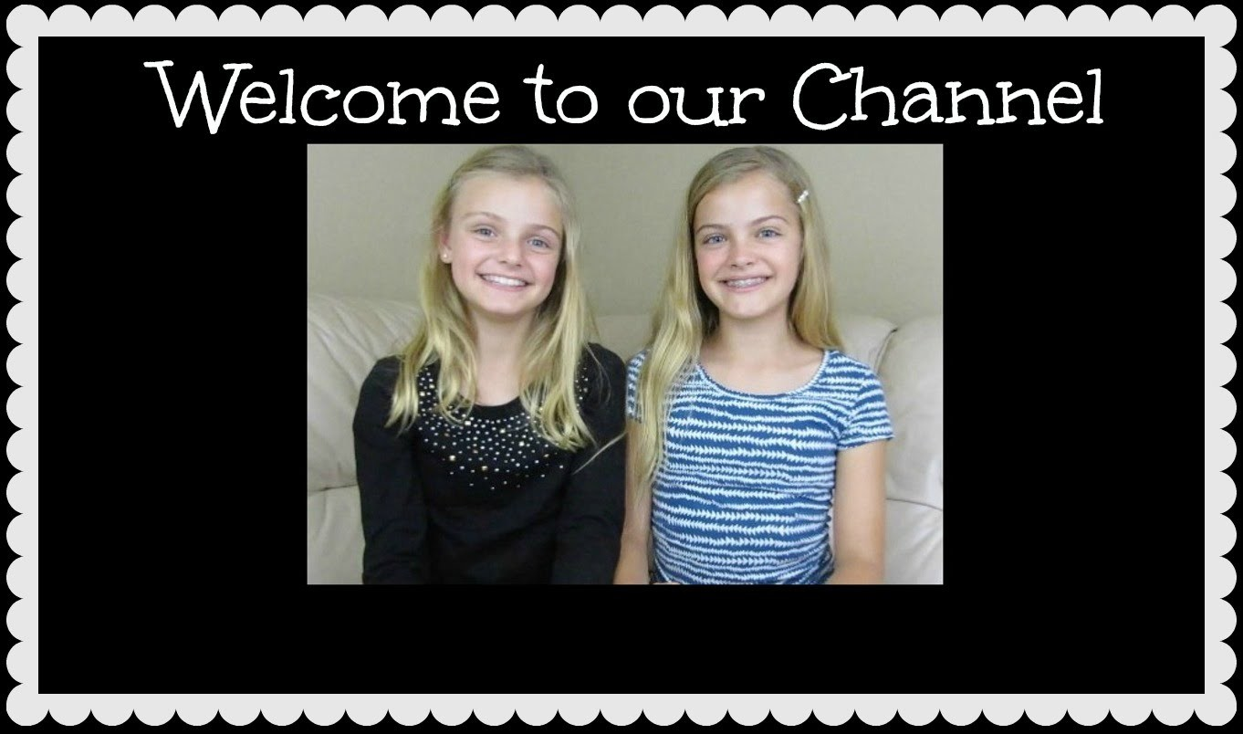 Channel Trailer ~ Jacy and Kacy