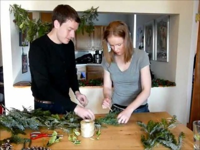 Craft Your House - Episode 2  - How to make Christmas Garland