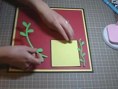 Create a Critter Scrapbook Layout, Episode 102