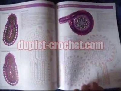 Crochet School For Beginners issue 99 from www.duplet-crochet.com