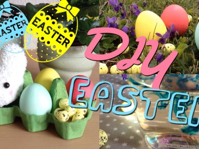 DIY easter basket gift ideas.room decor