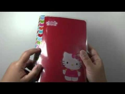 DIY Hobonichi Planner Cover Tutorial
