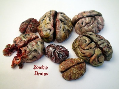 DIY: How To Make Zombie Brains